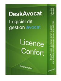 Licence Confort
